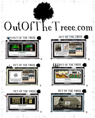 Out Of The Treee